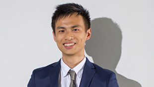 Reuben Zhang <br>Senior Officer – Project Management <br>Management Trainee 2014