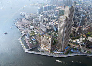 """Victoria Dockside"" New Global Landmark  Announced For Hong Kong's Iconic Harbourfront"