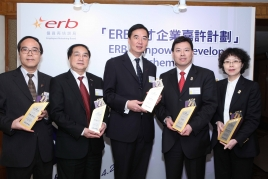 New World Group commits to staff training and is awarded with Manpower Developer 1st