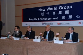 New World Group Announces 2010/2011 Interim Results