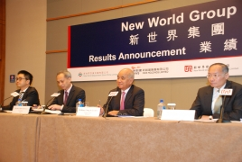 New World Group Announces 2010/2011 Annual Results