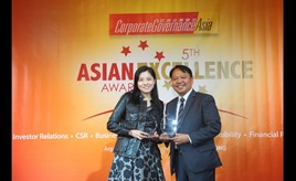 NWDS Receives Two Awards in 5th Asian Excellence Recognition Award with Outstanding Corporate Governance and Investor Relations