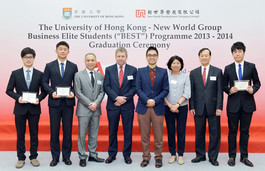 HKU – New World Group Business Executive Students (BEST) Programme